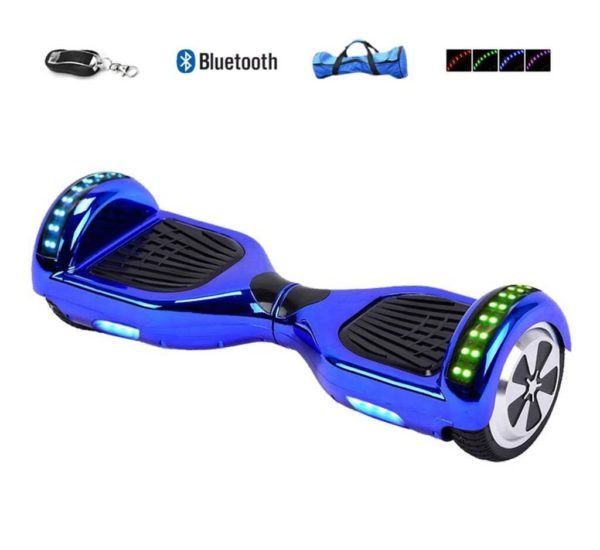 6.5 inch hoverboard blue colour