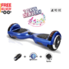 bluetooth segway blue colour
