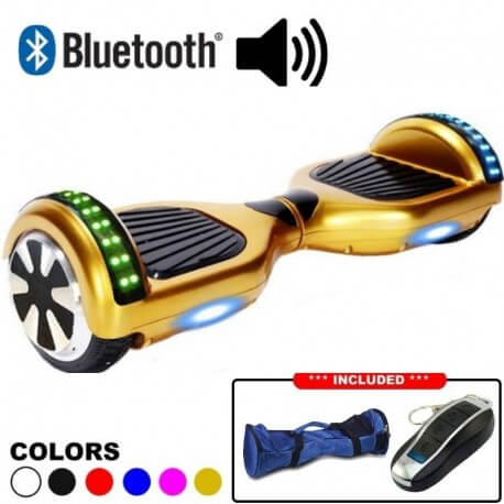 Gold Hoverboards NZ