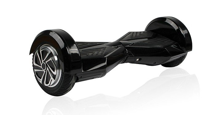 Lambo black hoverboard