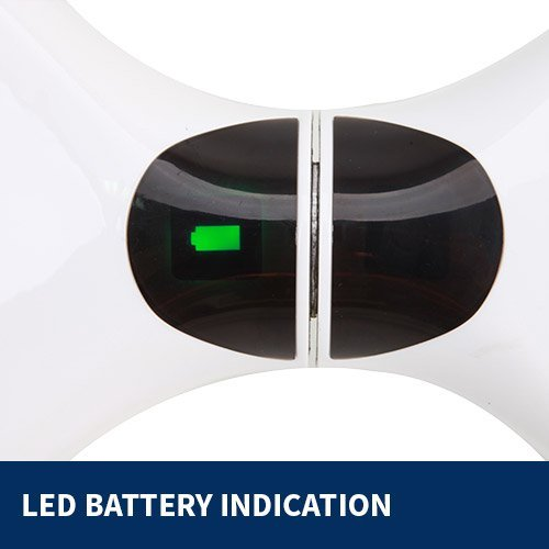 hoverboard LED indicator