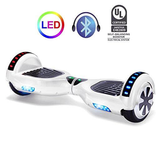 6.5 inch small hoverboard features