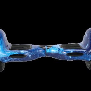 10 inch hoverboard - blue galaxy