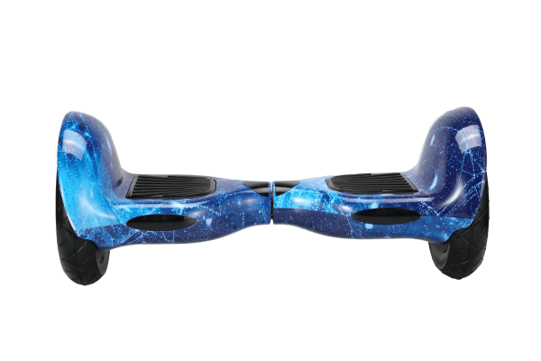 10 inch hoverboard – blue galaxy
