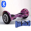 10 inch self balancing scooter – purple galaxy