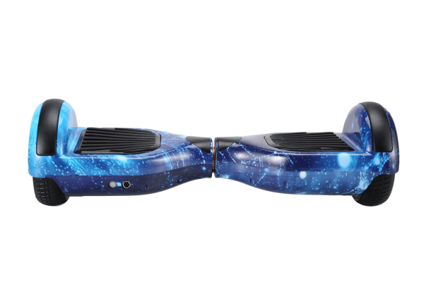 6.5 Inch Hoverboard self balancing scooter – Blue galaxy