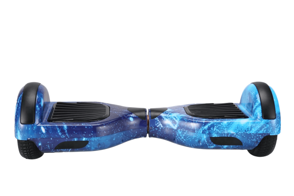 Blue galaxy colour hoverboard 6.5 inch