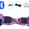 Purple galaxy – self balancing scooter