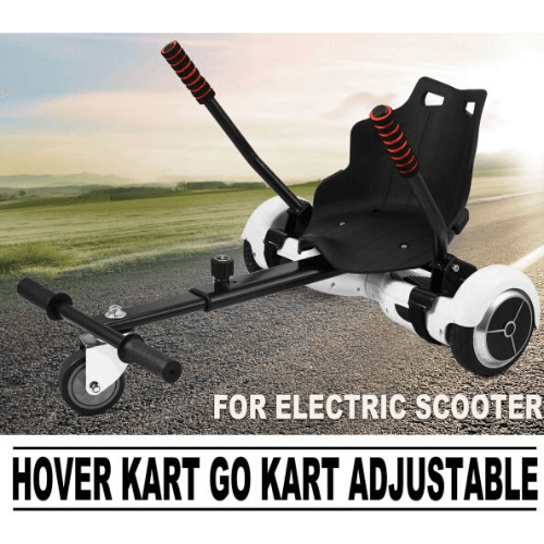 cart for self balancing scooter