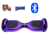 hoverboard self balancing scooter purple colour