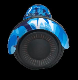 "Camo Blue 6.5"" Hoverboard"