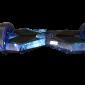 """8"""" Blue Galaxy Hoverboard"""