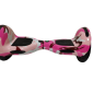 "10"" Camo Pink Hoverboard"